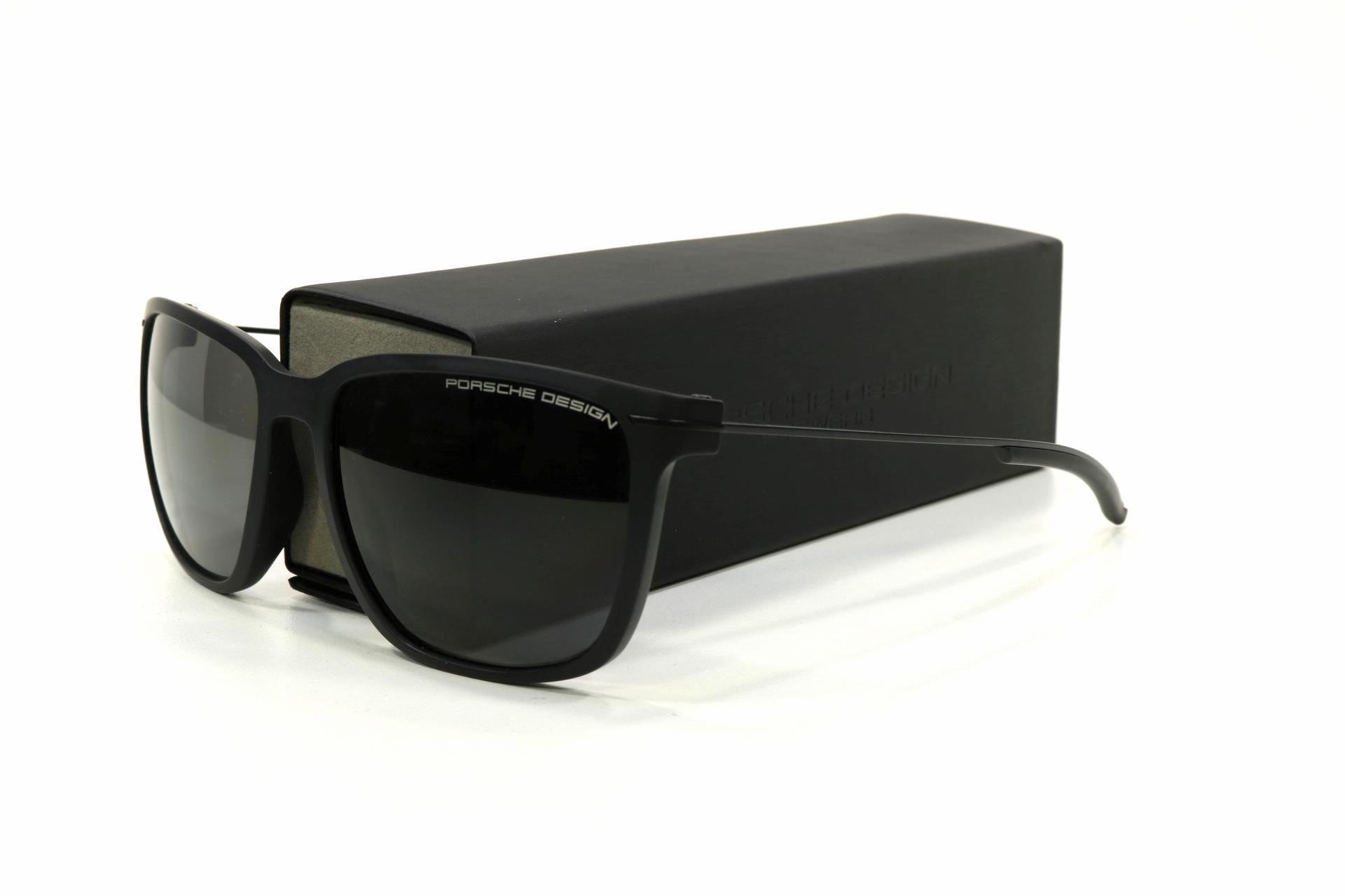 8a3537cf0794 Солнцезащитные очки Porsche Design P8637 A 57 - купить по низкой цене в  интернет-магазине Линзмастер.