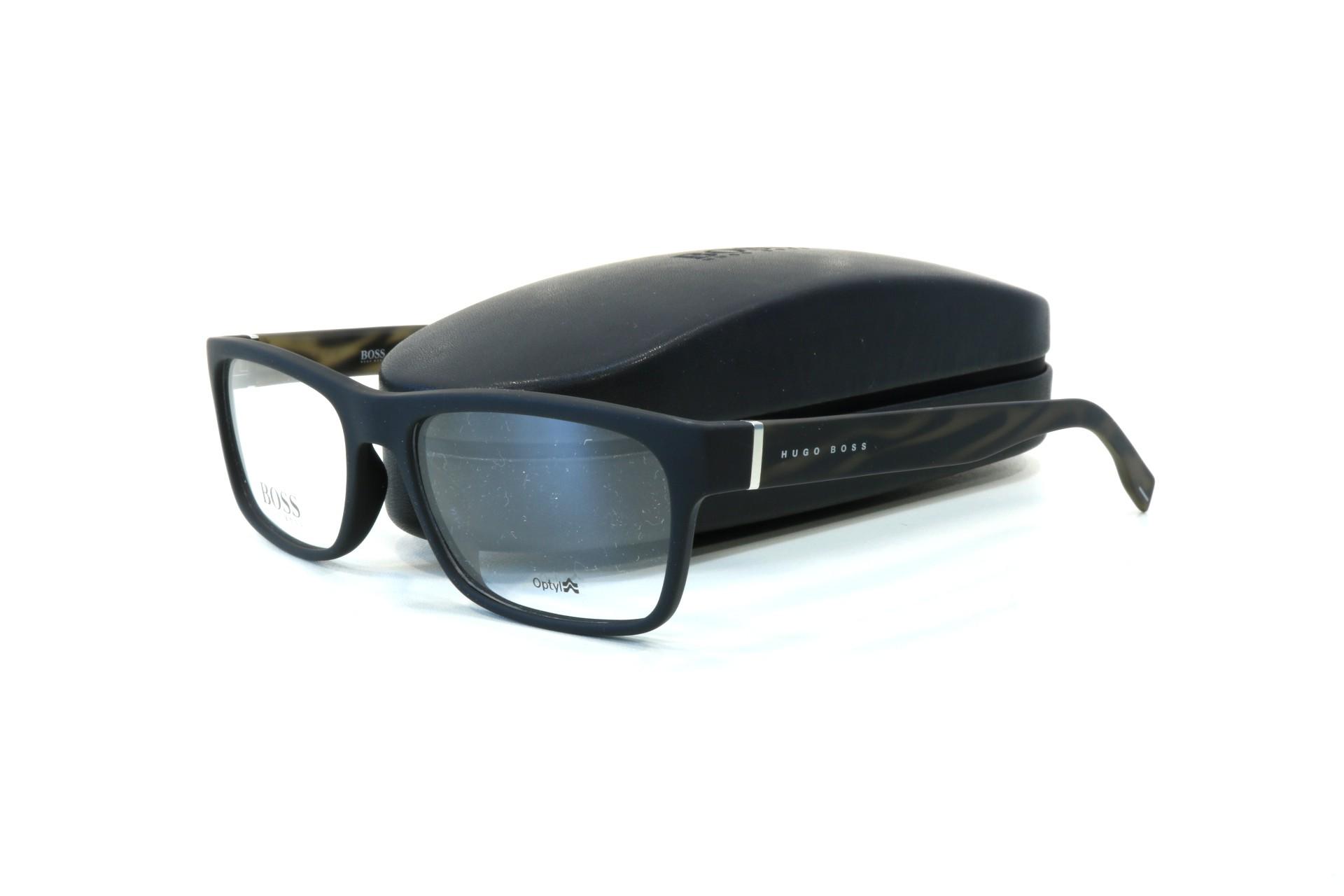 aa259f3835 Медицинские очки Hugo Boss 0729 2QC 54 17 - купить по низкой цене в  интернет-магазине Линзмастер.