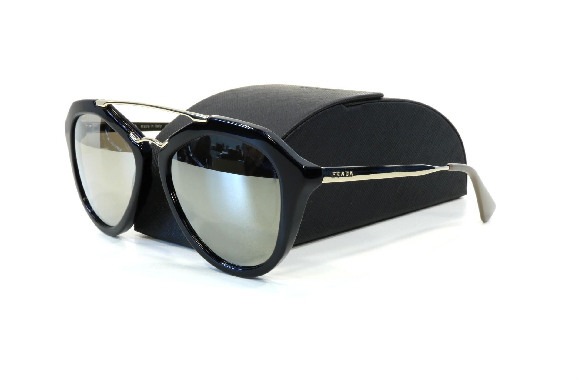 Солнцезащитные очки Prada SPR12QS 1AB1 C0 54 - купить по низкой цене в  интернет-магазине Линзмастер. c2dc4c7278b