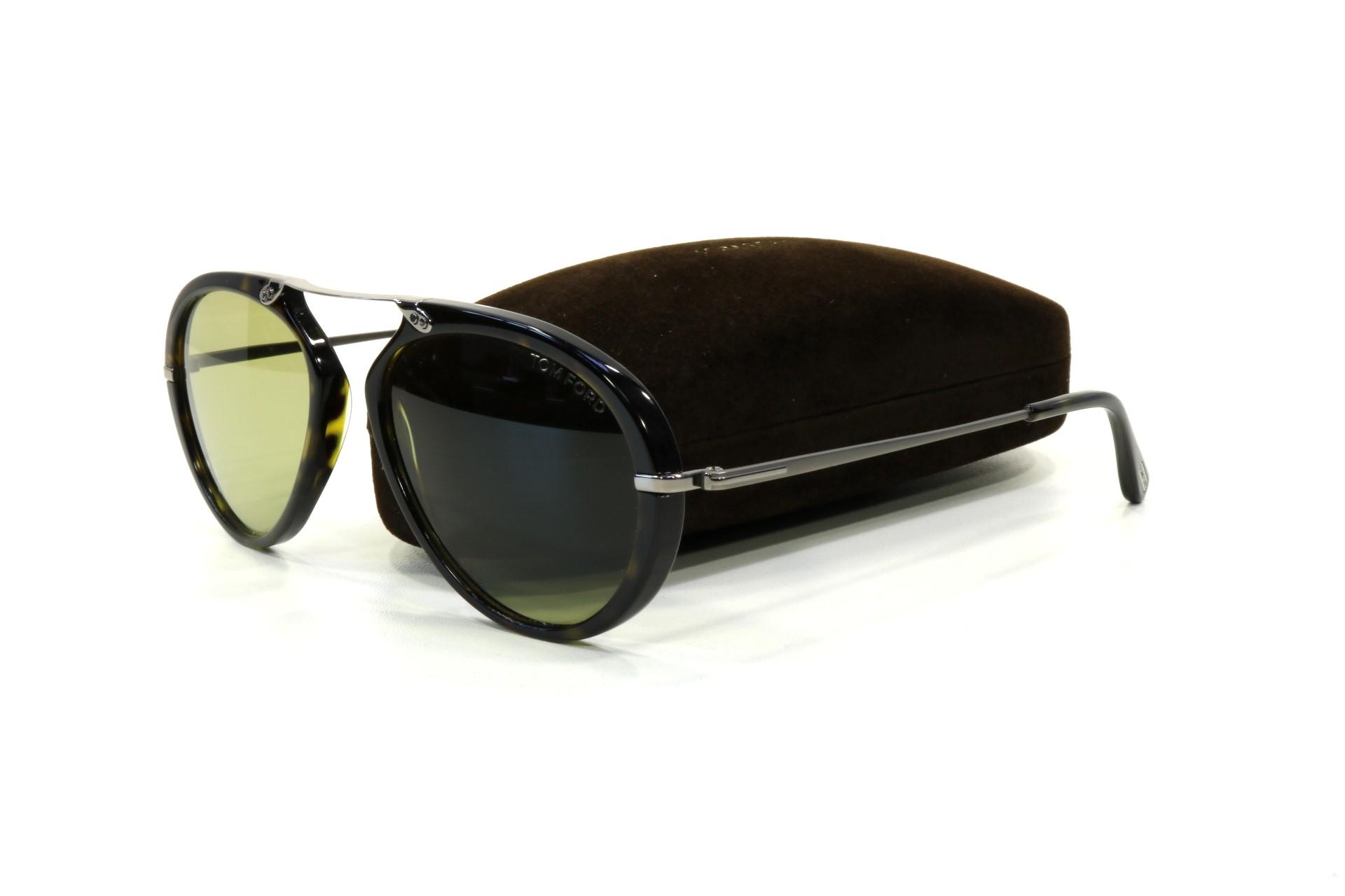 Солнцезащитные очки Tom Ford 0473 52N 53 - купить по низкой цене в интернет-магазине  Линзмастер. c99e685371a