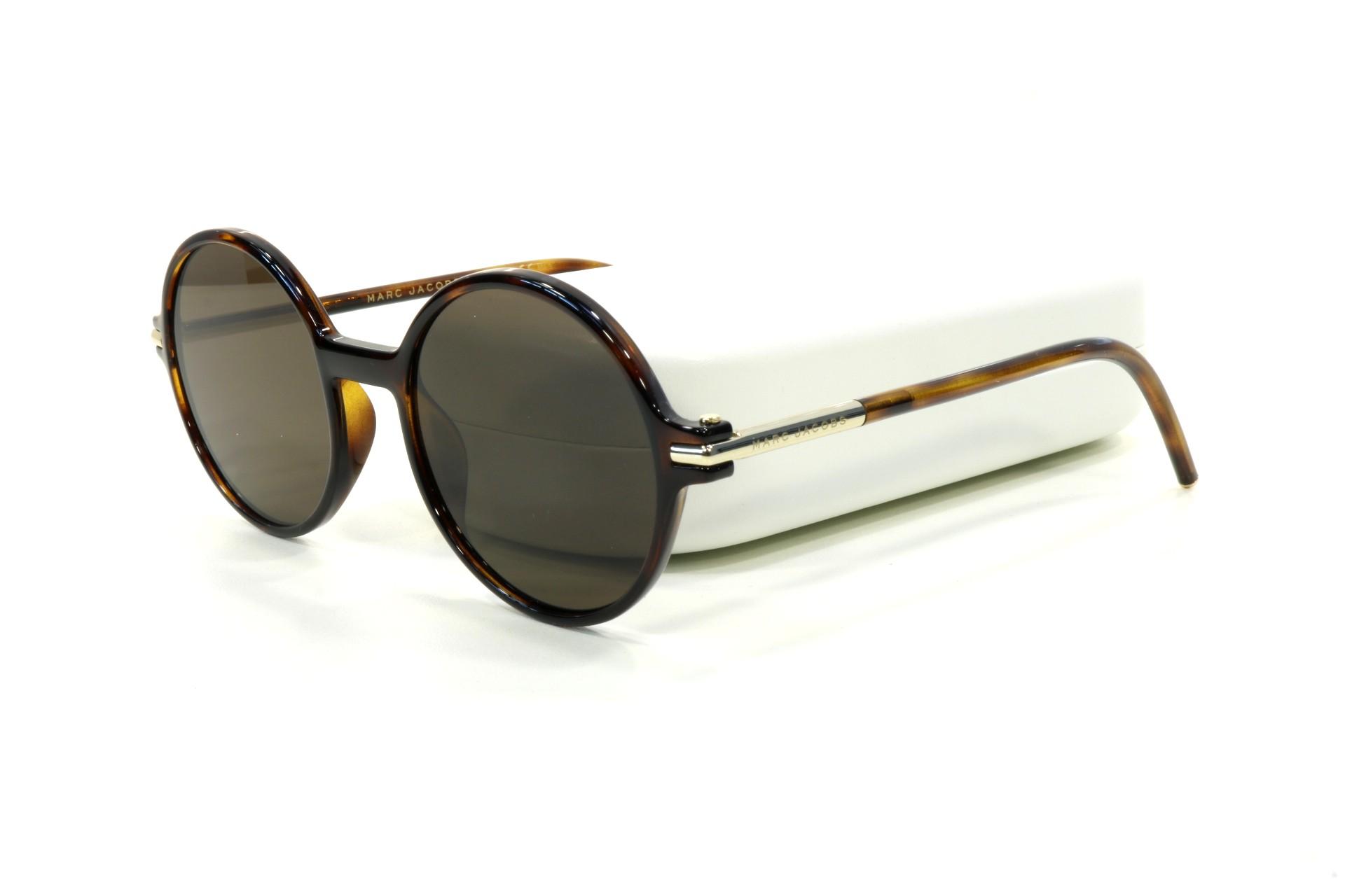 Солнцезащитные очки Marc Jacobs MARC 48 S TLR 8H 52 - купить по низкой цене  в интернет-магазине Линзмастер. 83de27806b7b