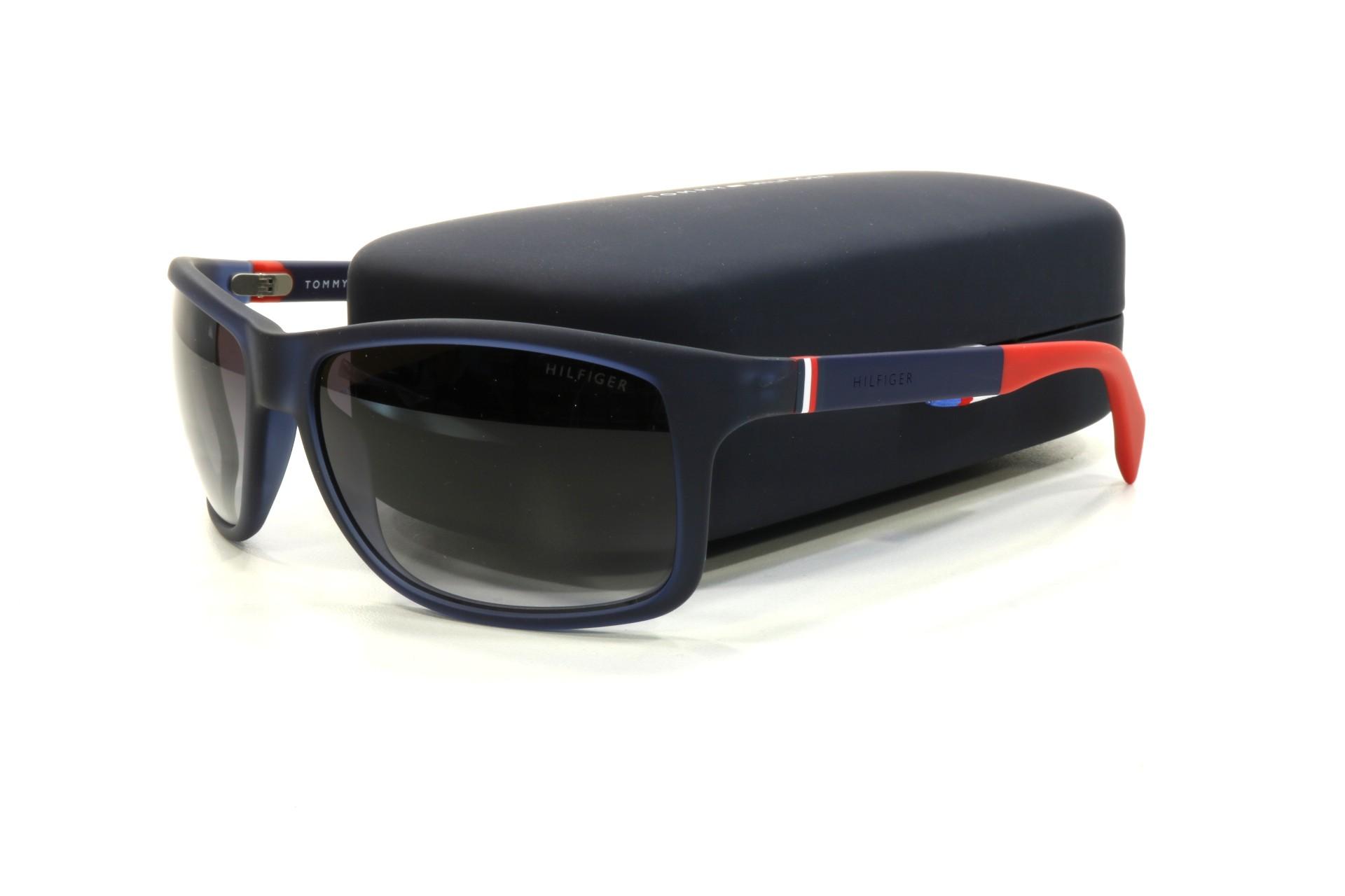 Солнцезащитные очки Tommy Hilfiger 1257 S 4NK JJ 59 - купить по низкой цене  в интернет-магазине Линзмастер. 30d4d02b7e9