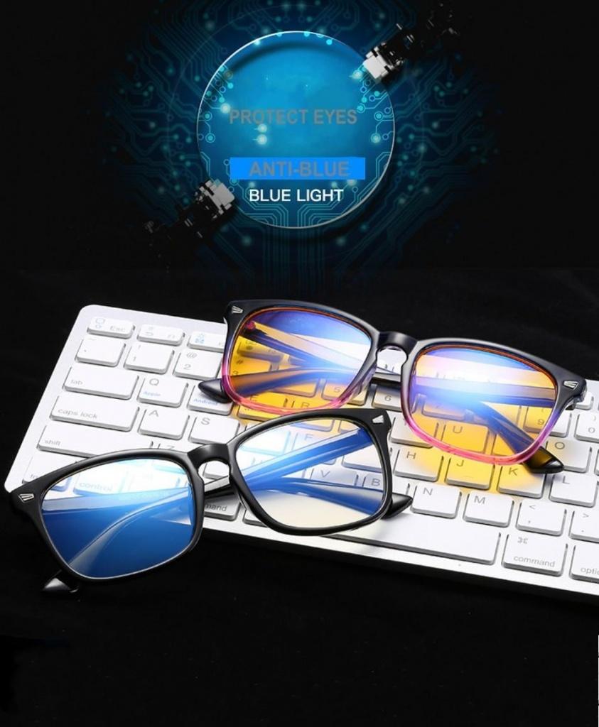 Mavi Işık Korumalı Gözlükler